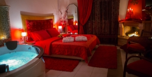 Deluxe Double Room, Location, Asteras Hotel, Loutra Pozar, hotels, rooms, suites, guesthouses, accommodation, Loutraki, Aridaia